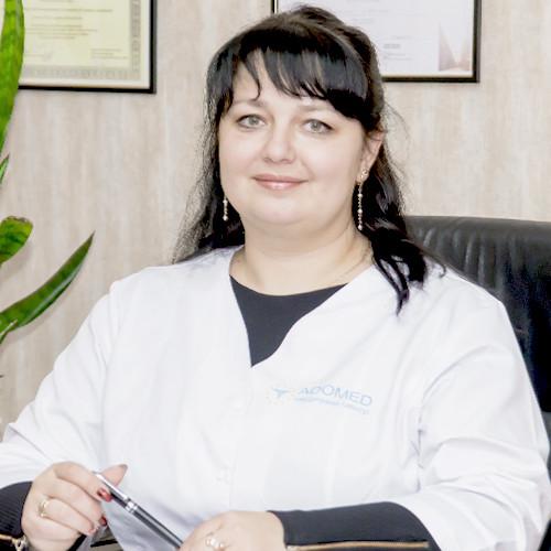 Лиман Марина Александровна