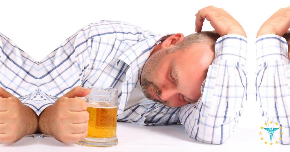 Причины алкогольной печеночной недостаточности